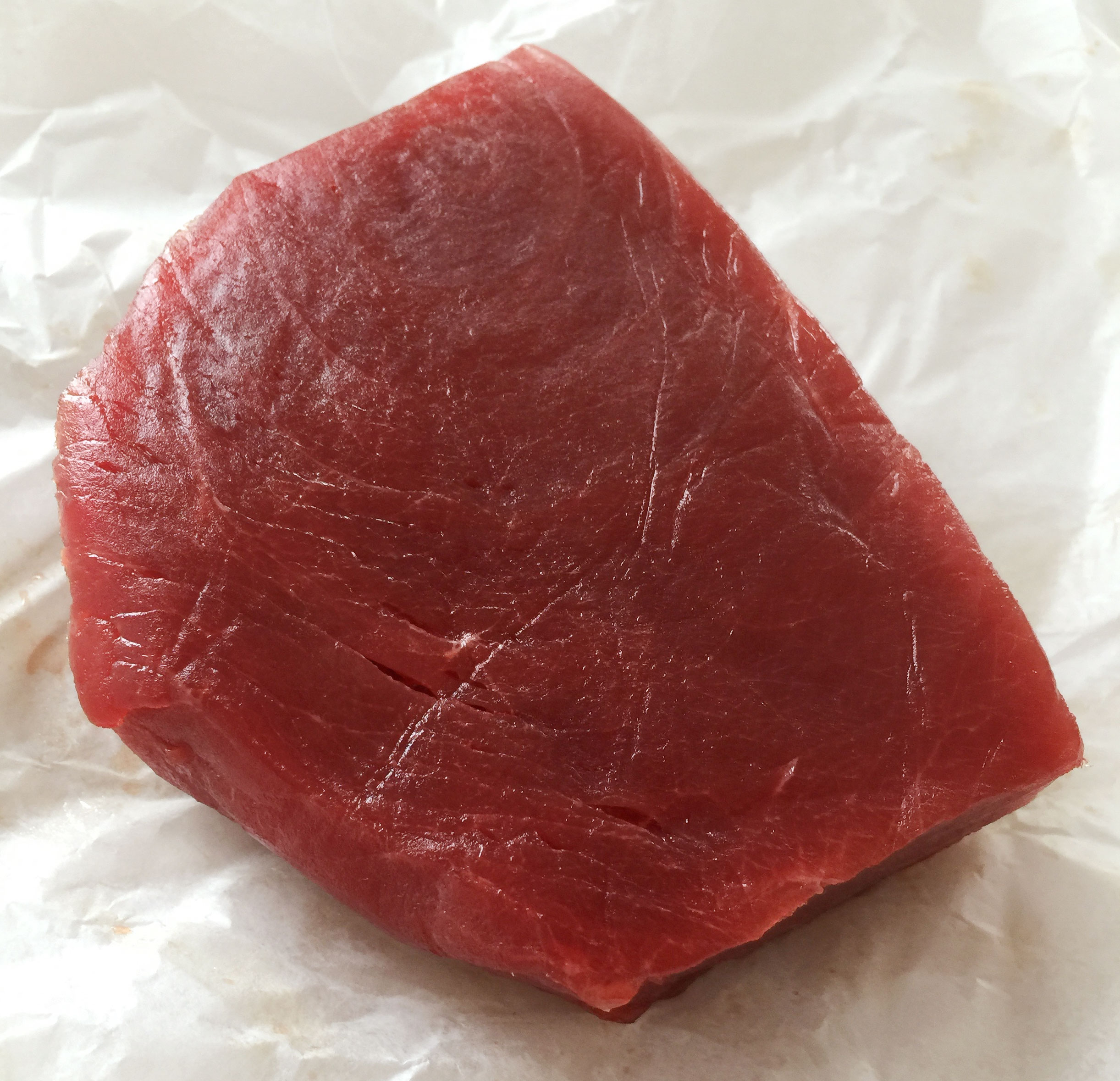 Bluefin tuna from Red's Best