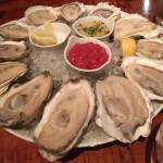Oysters: Gramercy Tavern****